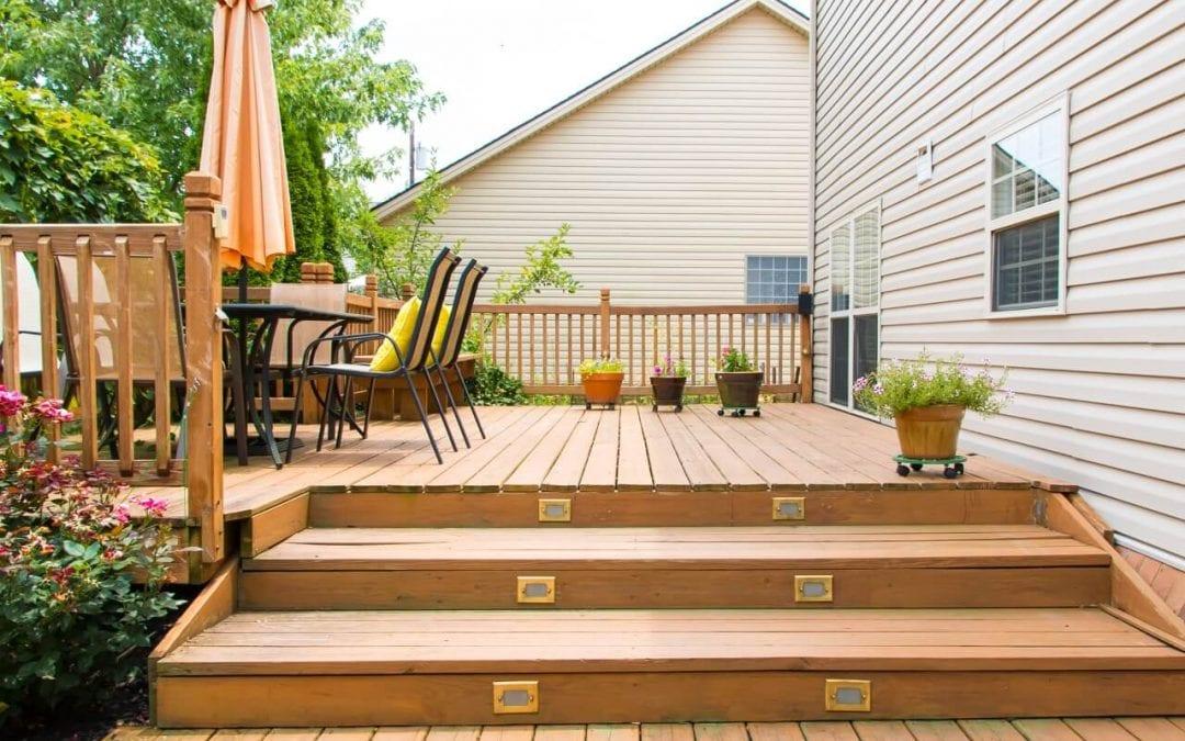 5 Steps for Deck Safety